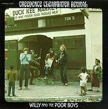 WillyandthePoorBoys1969