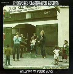 WillyandthePoorBoys1969